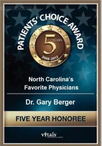 Dr. Gary S. Berger
