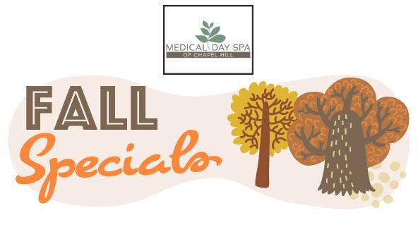 $100 off dermal filler September Specials at Medical Day Spa of Chapel Hill NC