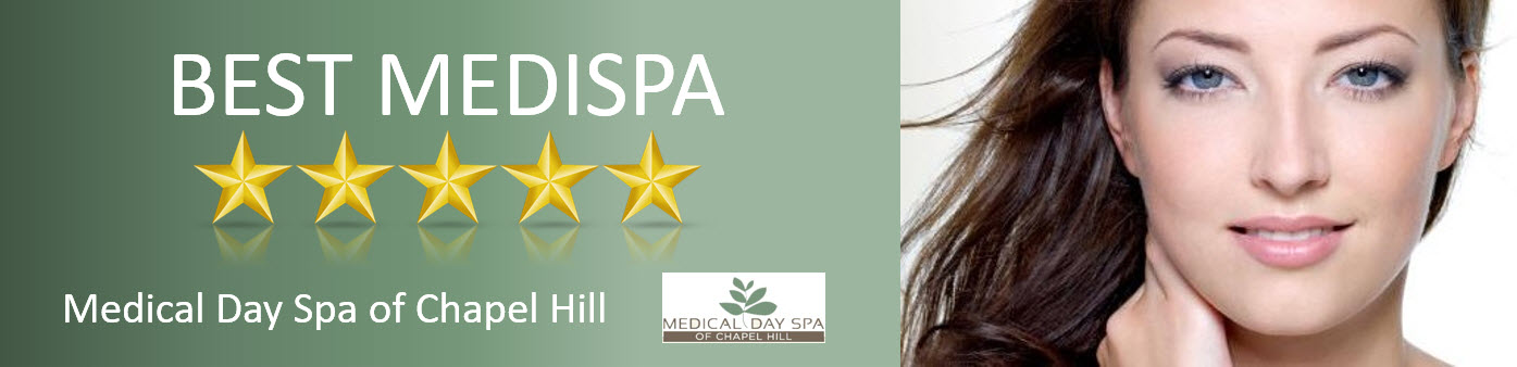 Best MediSpa in Raleigh, Durham, Chapel Hill NC according to Google reviews.
