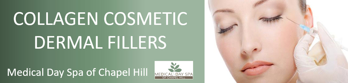Collagen Cosmetic Fillers at Medical Day Spa of Chapel Hill NC