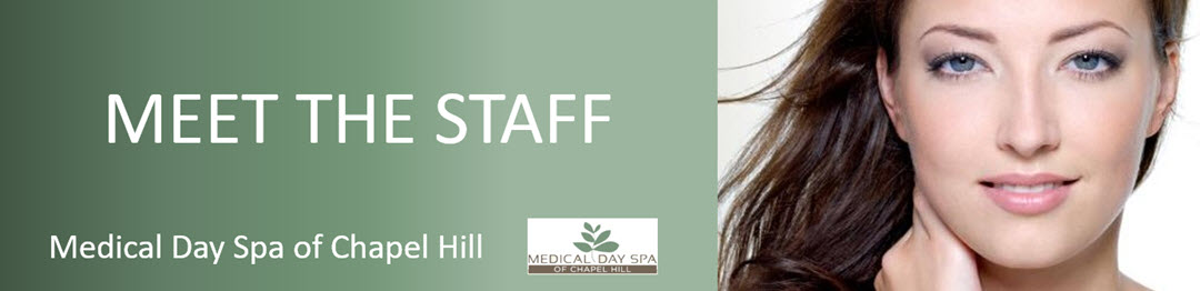 Medical Day Spa of Chapel Hill NC Staff header