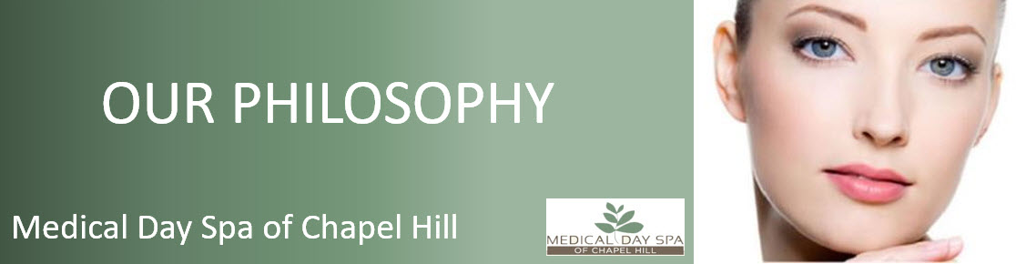 Spa Philosophy at Medical Day Spa of Chapel Hill