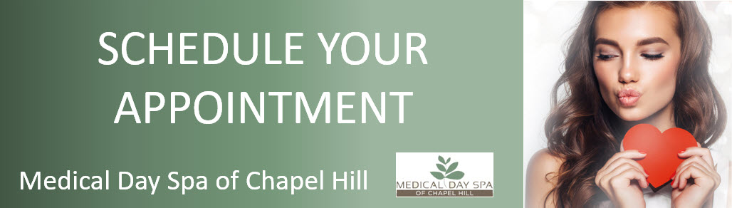 Schedule An Appointment at Medical Day Spa of Chapel Hill NC