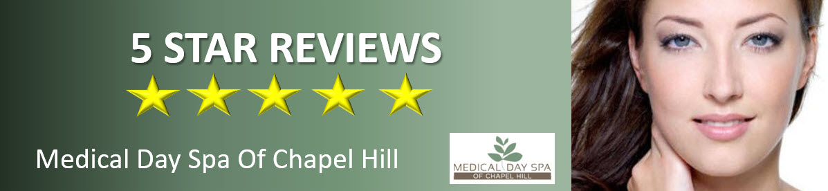 Reviews for Medical Day Spa of Chapel Hill NC