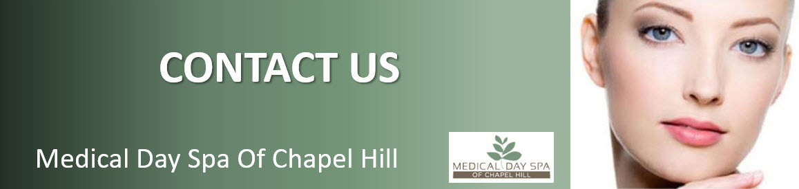Contact Us medical Day Spa of Chapel Hill NC