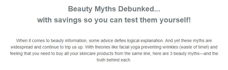 Beauty Myths Debunked at Medical Day Spa of Chapel Hill NC