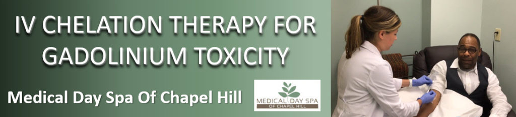 IV Therapy at Medical Day Spa of Chapel Hill NC